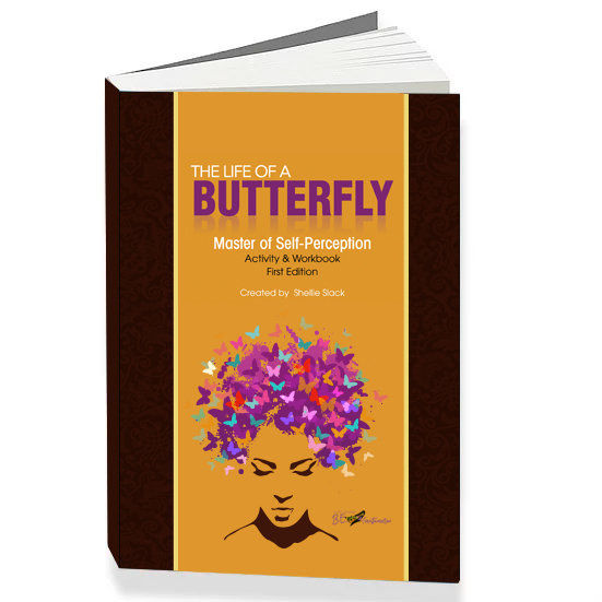 The Life of a Butterfly- Female Activity Book