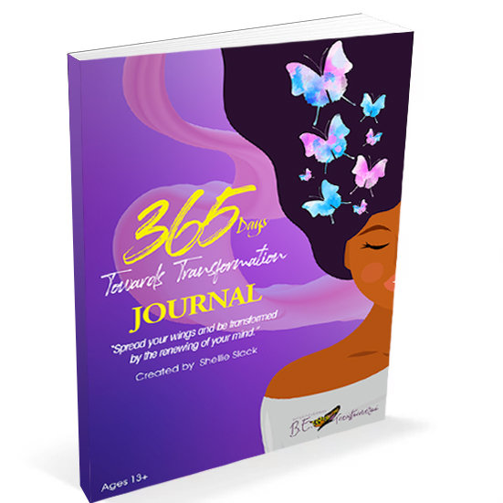Journal- 365 Days Towards Personal Transformation - Female