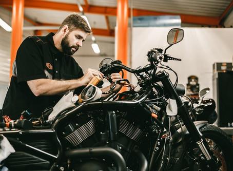Suzuki motor szervizünkben profik végzik járműved rendszeres karbantartását!