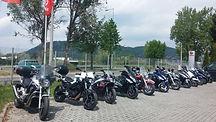 Yamaha X-Max300, T-Max, T-700, Tracer 700, MT07, MT09