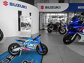Suzuki motor, Suzuki márkakereskedés és szerviz