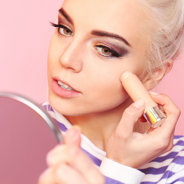 Makeup-Vlogger/in