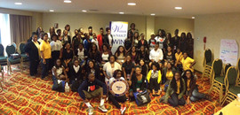 Women in NAACP 26th annual state conf wo