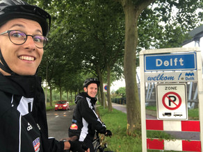 Jour 15 : Delft - Amsterdam - 80 kms