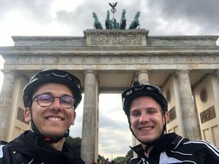 Jour 28 : Wusterwitz - Berlin - 100 kms