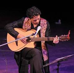 Marcelo Arias con Luz del Ande, 2017