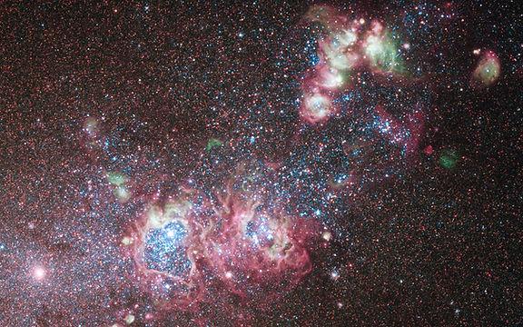 formação de estrela