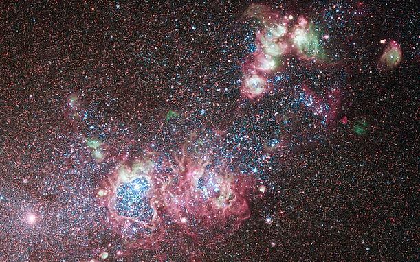 La formation des étoiles