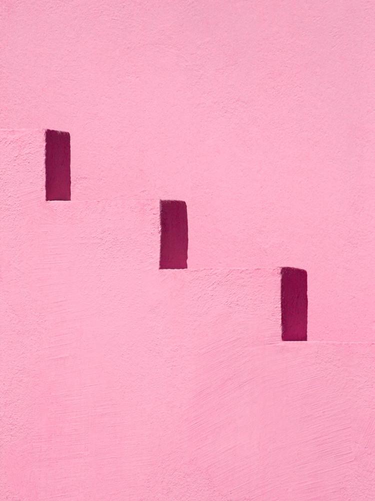 Pink Steps