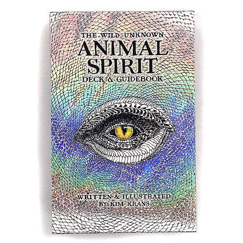 The Wild Unknown: Animal Spirit Deck + Guidebook