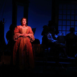 Meg as Mrs. Adams