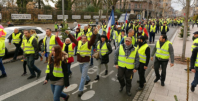 The Yellow Vest Movement: How it began