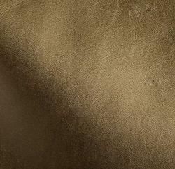 Kipling Metallic Brass Leather Tile