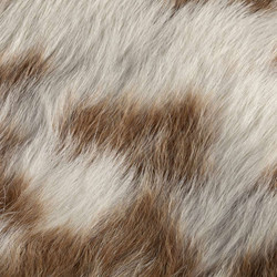 Serengeti Brown White Leather Tile