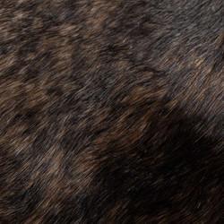 Serengeti Dark Brindle Leather Tile