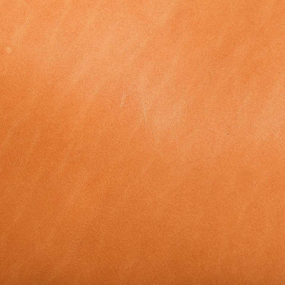Mont Blanc Tangerine Leather Tile