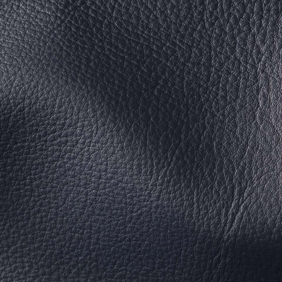 Deer Run Saphire Leather Tile