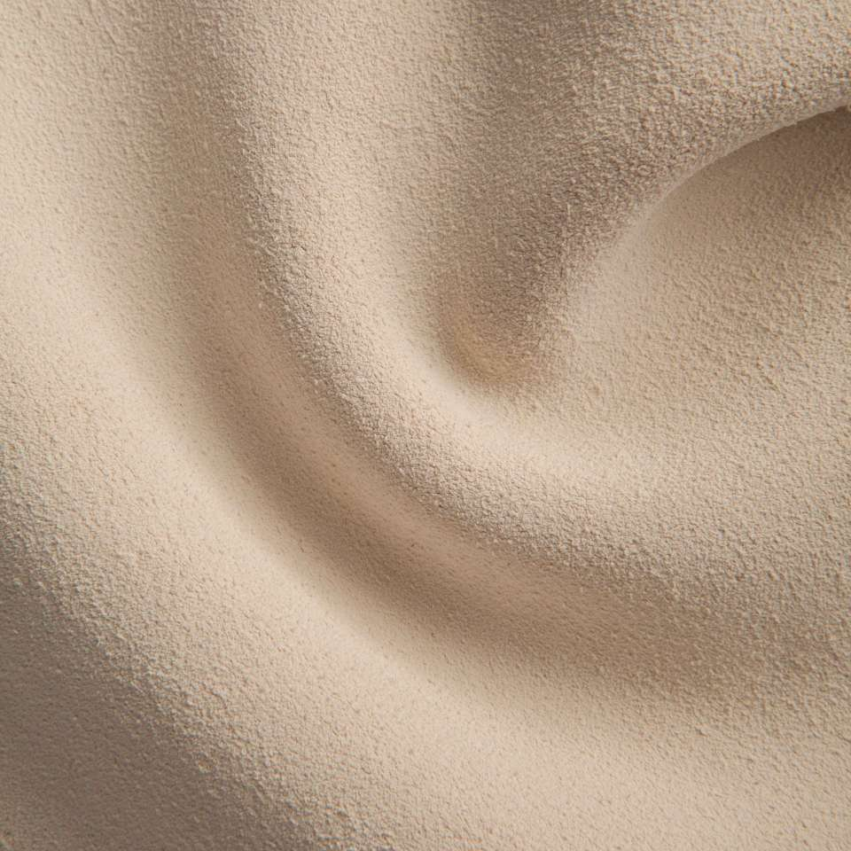 Satin Suede Oyster