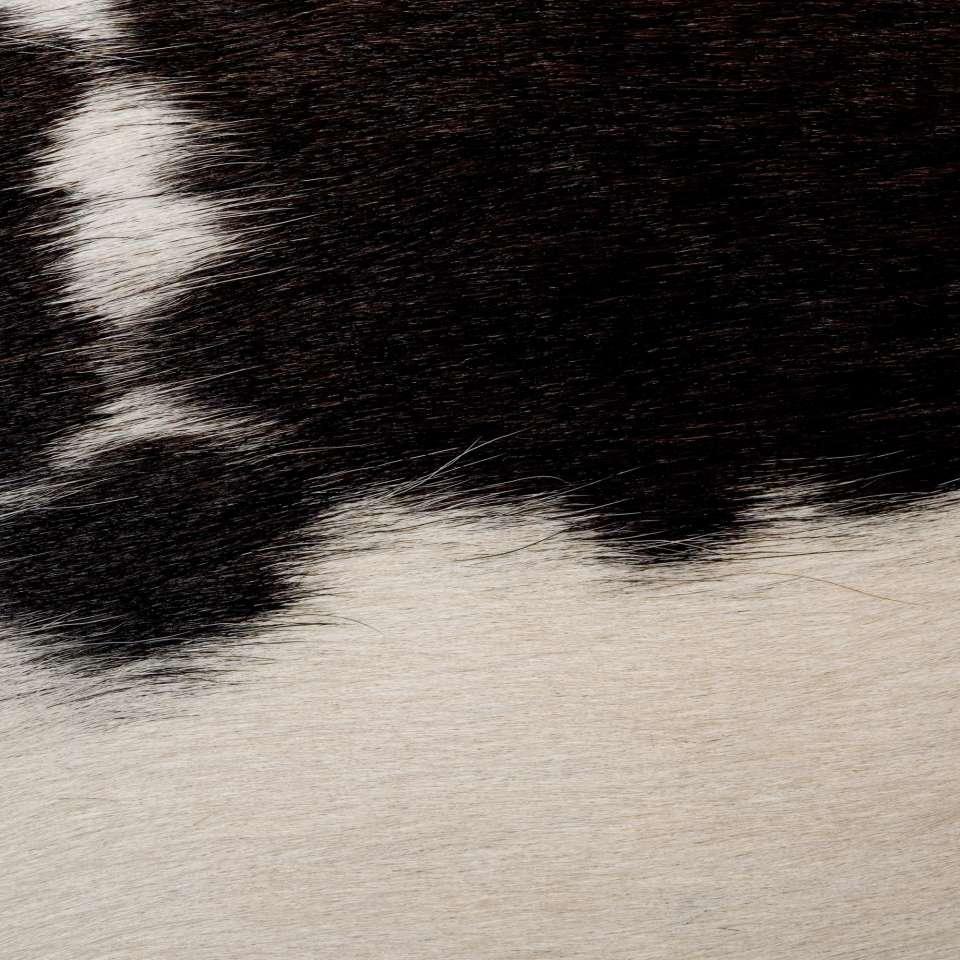 Serengeti Black White Leather Tile