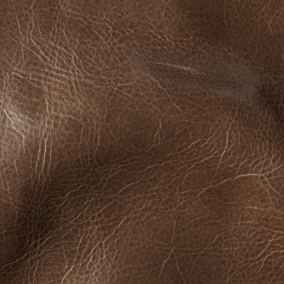 Echo Umber Leather Tile