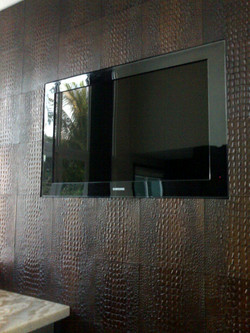 Wall Leather Tiles