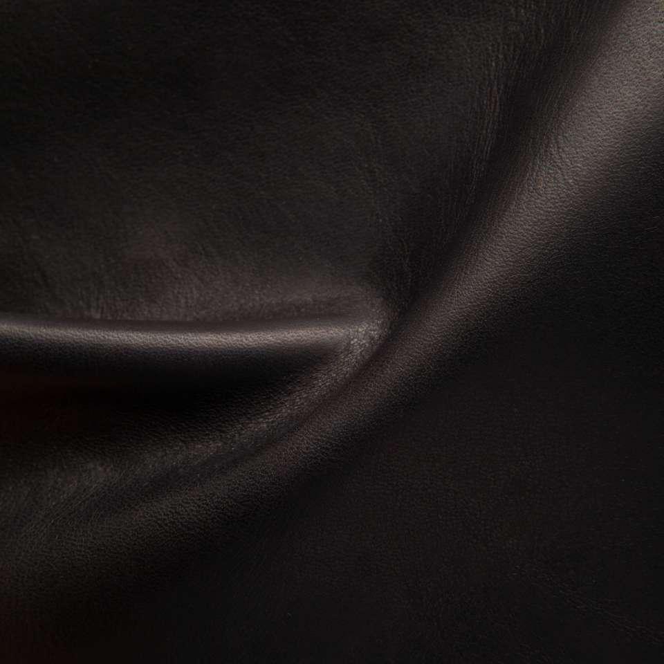 Brentwood Black Leather Tile