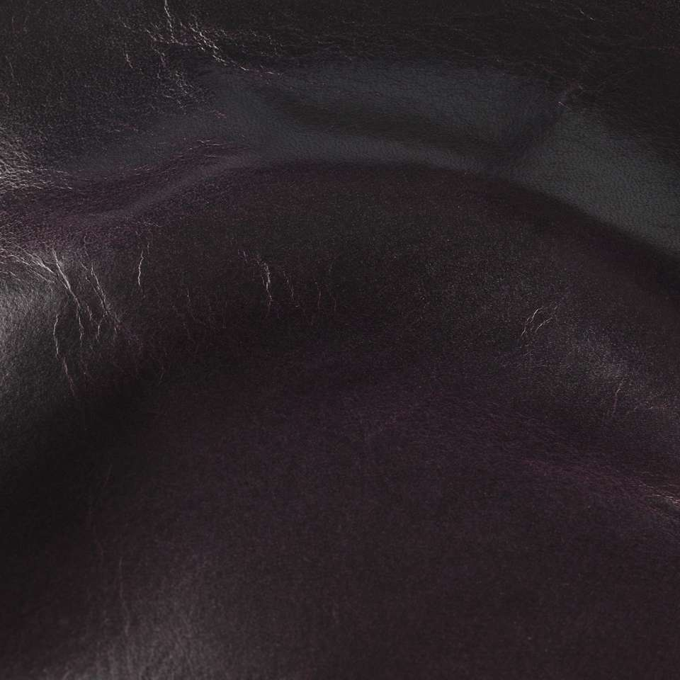 Echo Aubergine Leather Tile