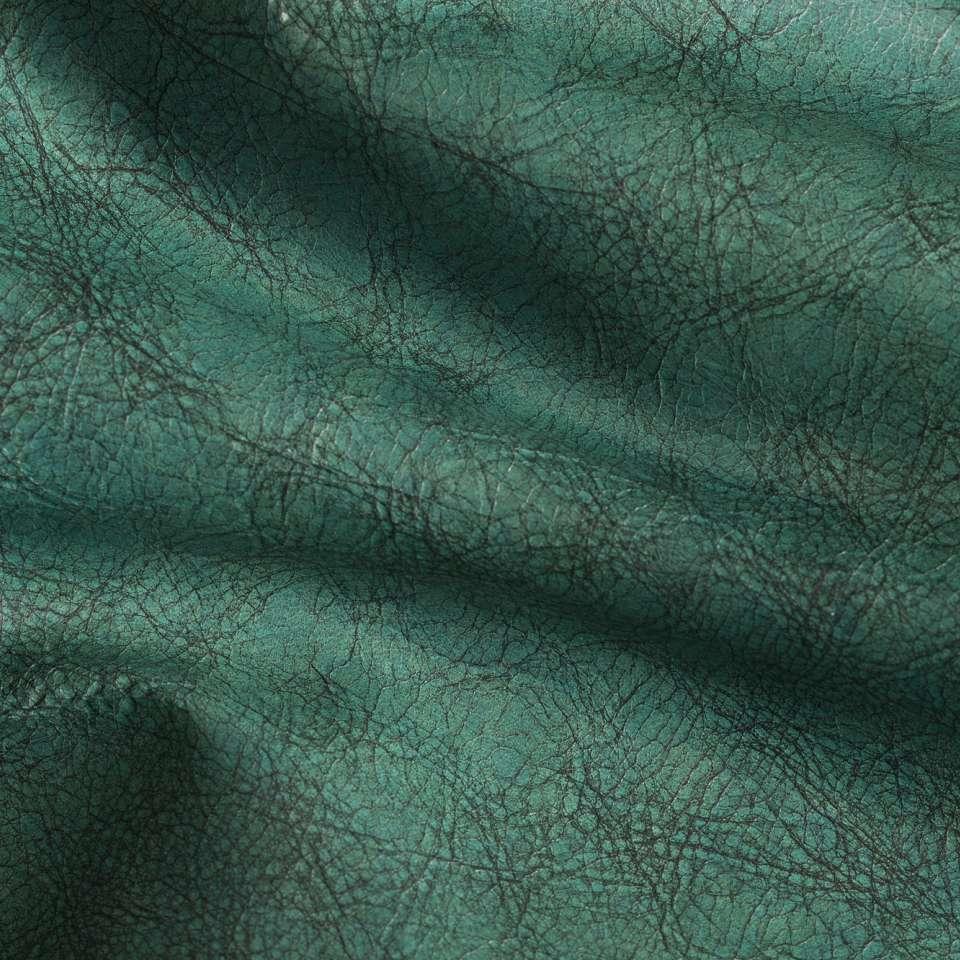 Palazzo Turquoise Leather Tile