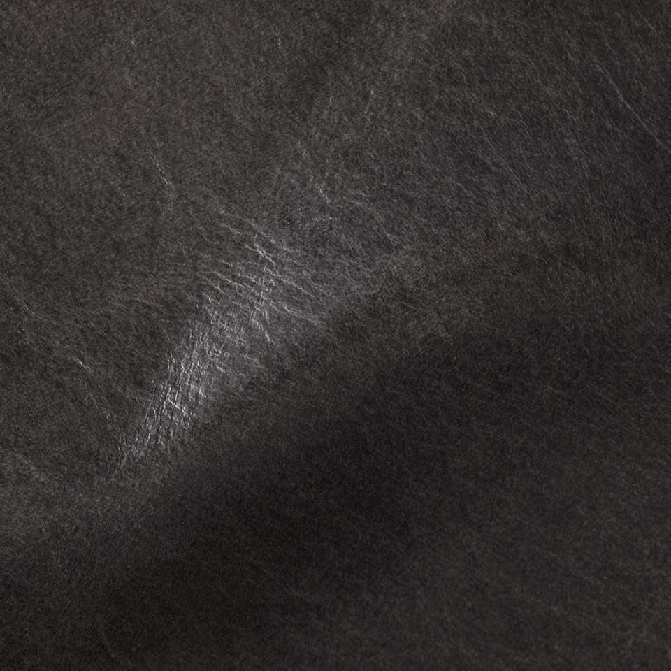 Echo Charcoal Leather Tile