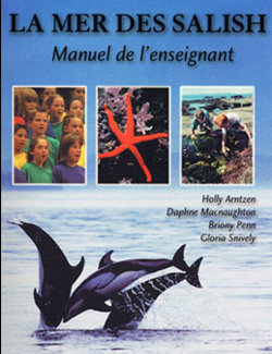 La mer des Salish Manuel de l'enseignant & CD