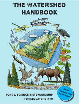 The Watershed Handbook with 4-song CD