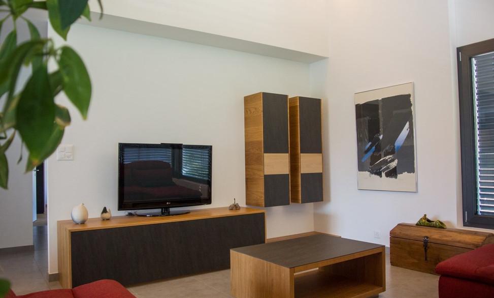 Amenagement intérieur, salon - contemporain
