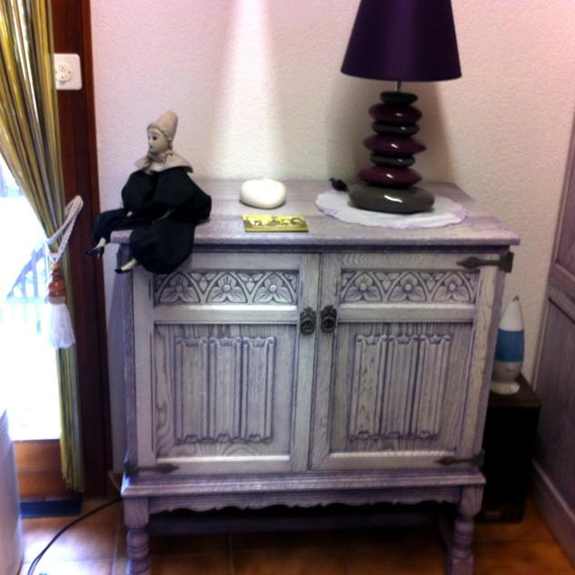 Restauration de meuble