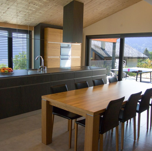 Une Villa contemporaine et spacieuse