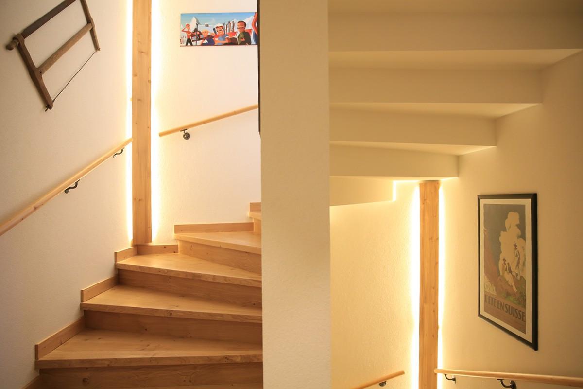 Aménagement intérieur, Menuiserie Valais - Glassey Fournier