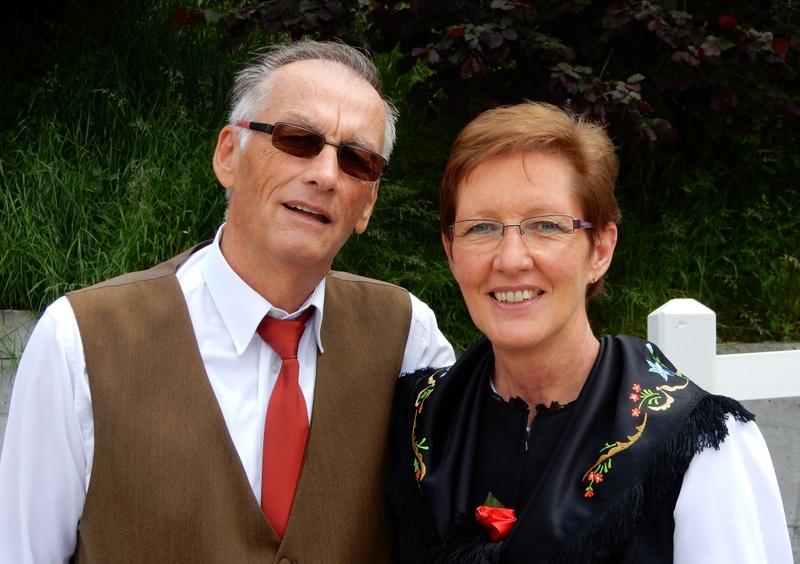 Louis et Marie-Claire