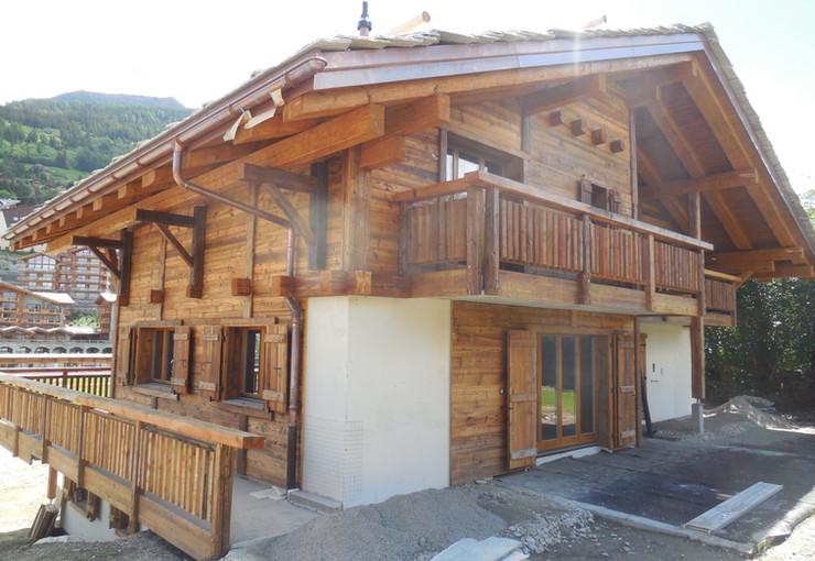 Construction maison bois sur mesure
