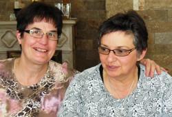 Laurence et Marie-Paul