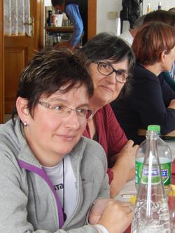 Valérie et Françoise