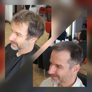 Coiffure sion Homme