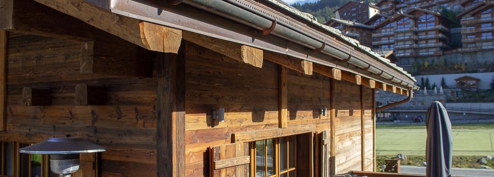 Construction Maison bois, Nendaz - Valais
