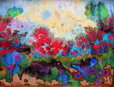 christine-jolly-christinejolly-art-paris-artiste-peintre-dessin-spiritualité-Tresors caches