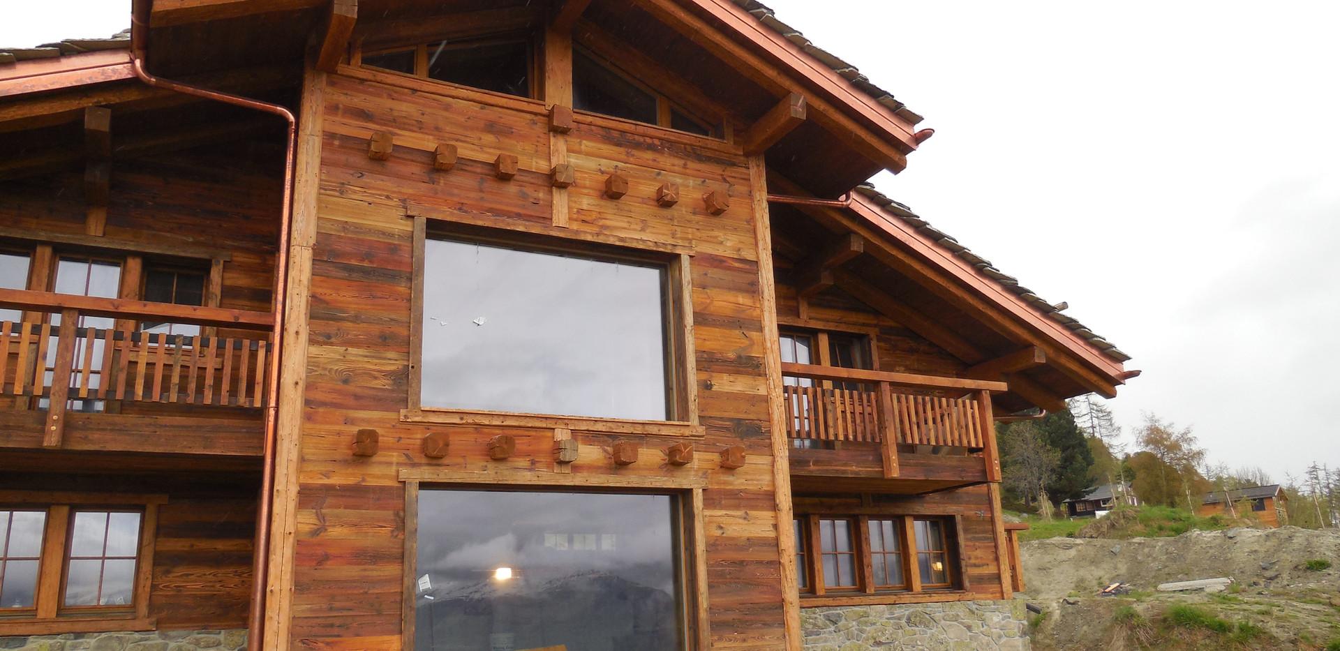 Construction générale - maison bois