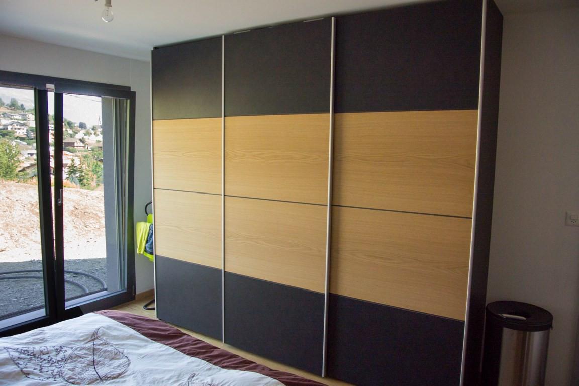 Aménagement intérieur, chambre - contemporain