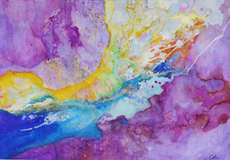christine-jolly-christinejolly-art-paris-artiste-peintre-dessin-spiritualité-hello universe