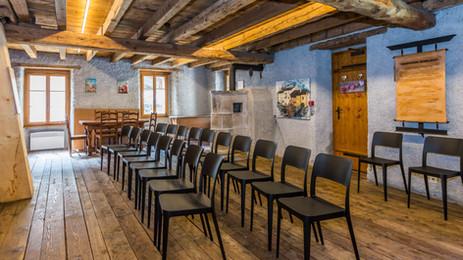 Une conférence au Moulin semblanet