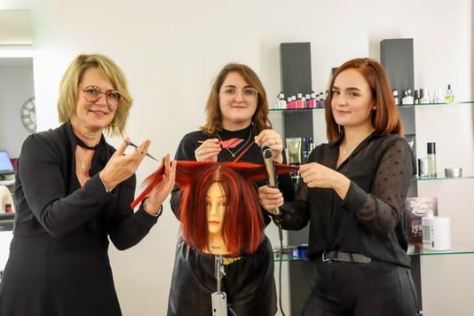 un temps pour soi, salon de coiffure a Sion