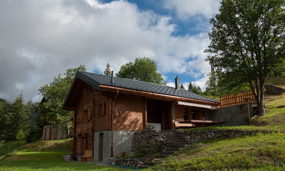 Rénovation chalet de montagne - Relooking total