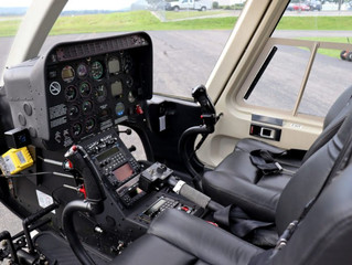 Wysong Enterprises helps complete Eagle 407HP conversion for Helicopter Express