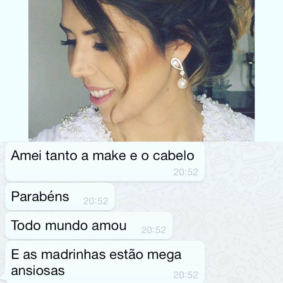 Noiva Carol Magaloli